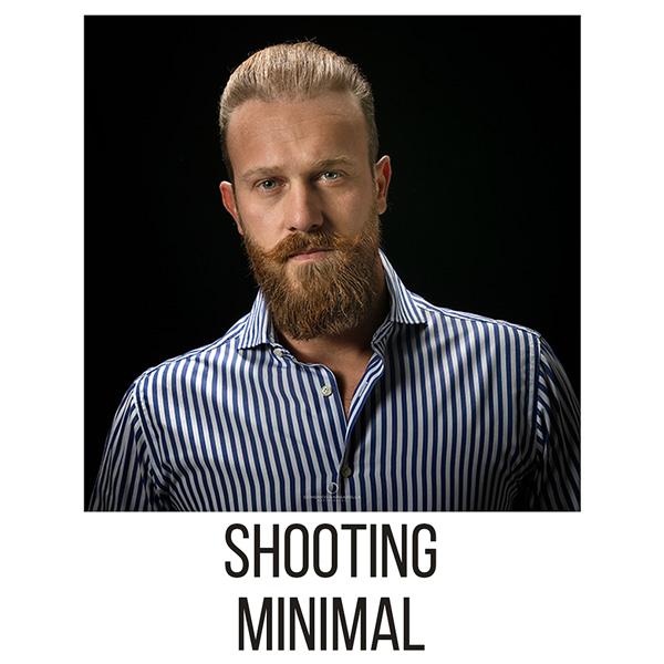 shooting fotografico in studio basic