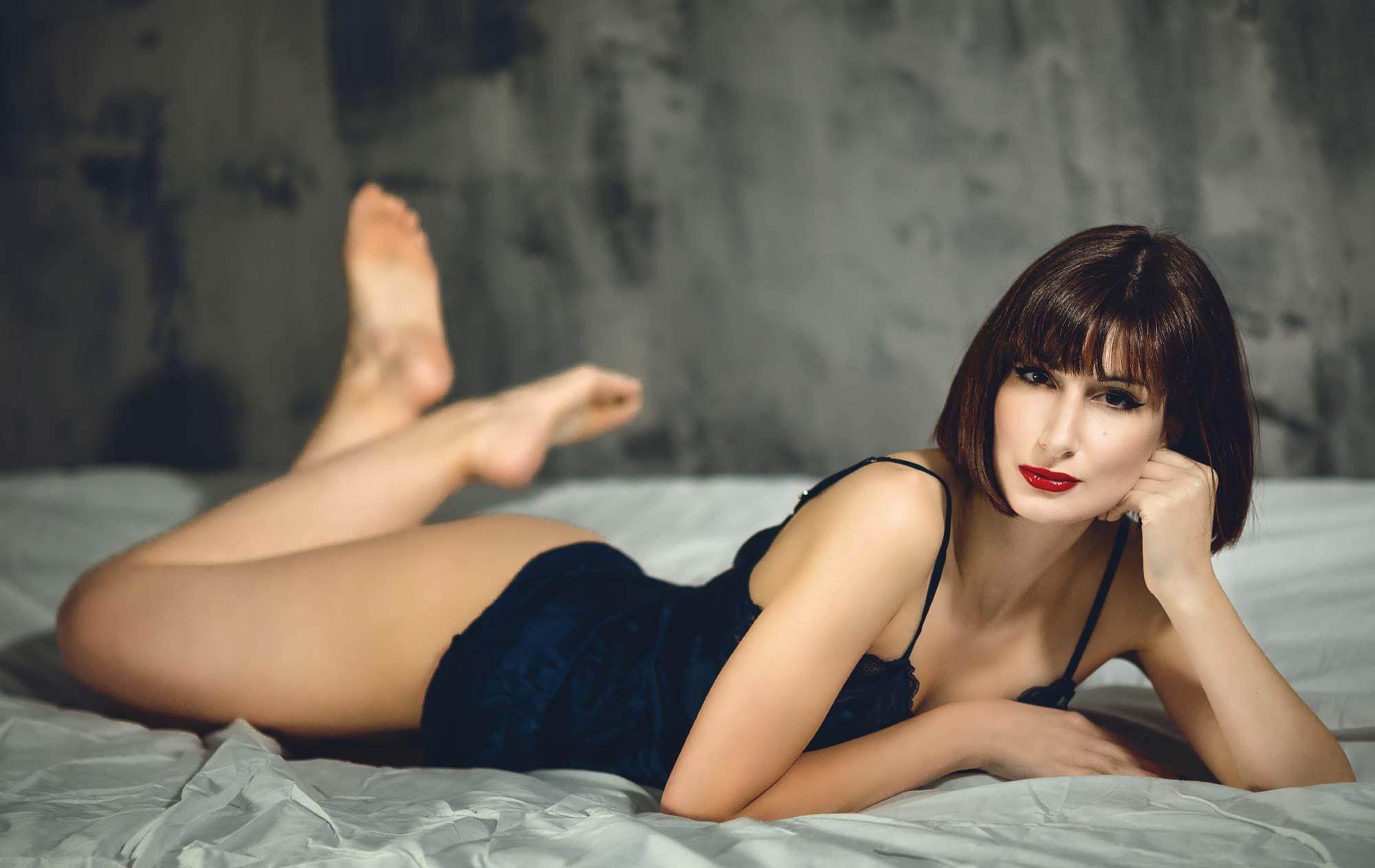 Fotografo Professionista Milano Ritratto glamour boudoir