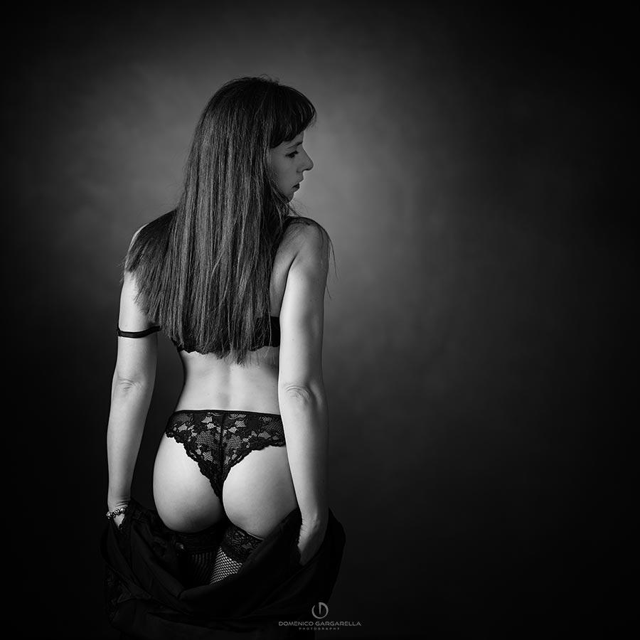servizio fotografico boudoir glamour fotografo milano