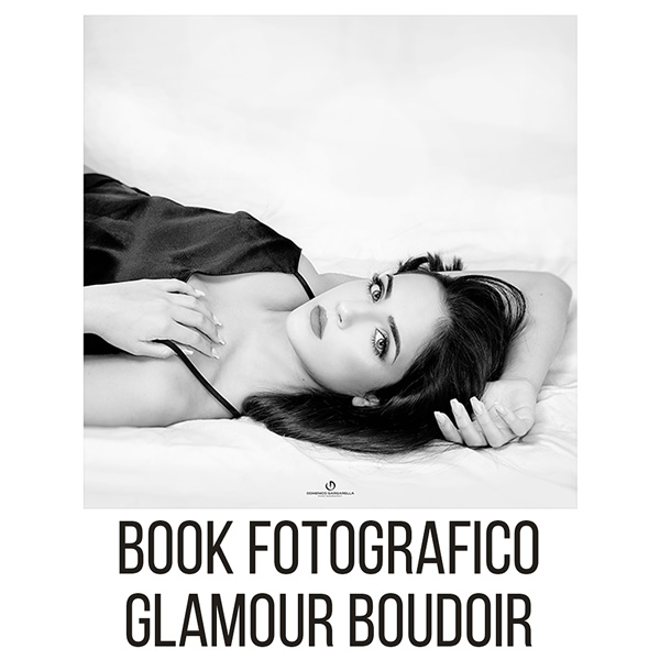 Shooting Book Fotografico Glamour Boudoir