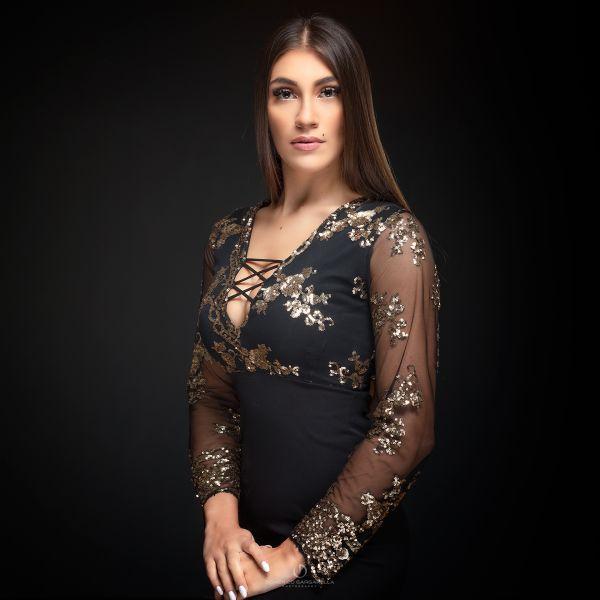 Melania Ferraro Miss Mondo Lombardia 2020